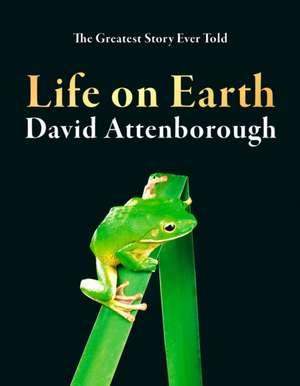 Life on Earth de DAVID ATTENBOROUGH