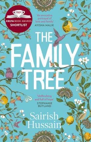 The Family Tree de Sairish Hussain