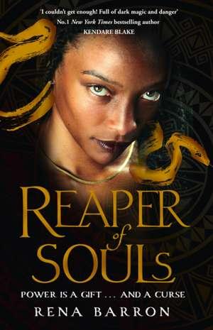 Barron, R: Reaper of Souls de Rena Barron