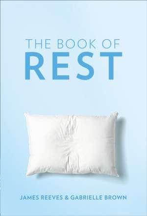 Book of Rest de James Reeves