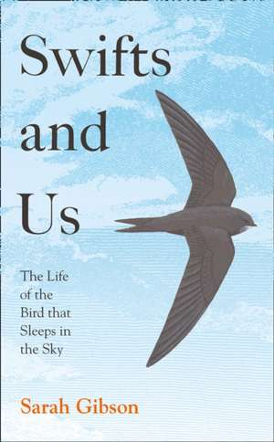 Swifts and Us de Sarah Gibson