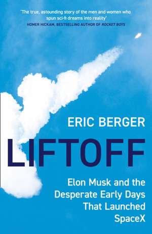 Liftoff de Eric Berger
