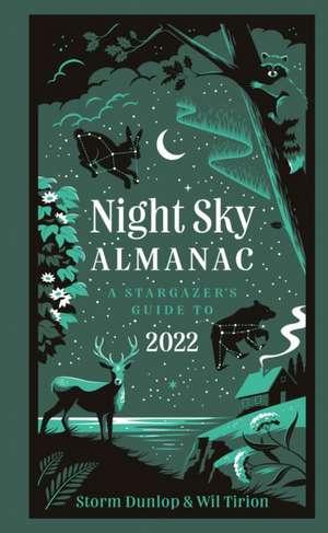 Night Sky Almanac 2022 de Collins Astronomy