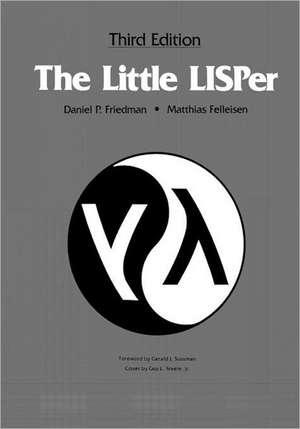 Little Lisper de Daniel P. Friedeman