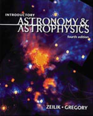 Introductory Astronomy and Astrophysics imagine