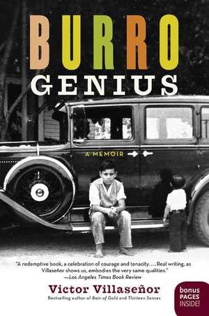 Burro Genius: A Memoir de Victor Villasenor