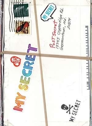 My Secret: A PostSecret Book de Frank Warren