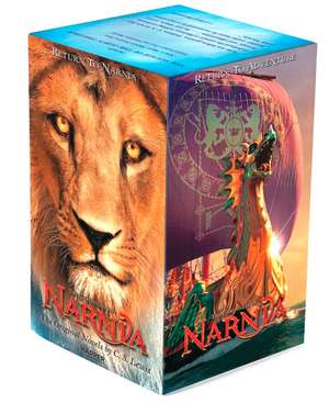 The Chronicles of Narnia Movie Tie-in 7-Book Box Set imagine
