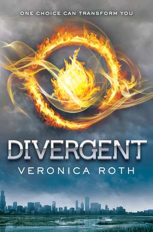 Divergent: Publishers Weekly Bestseller de Veronica Roth