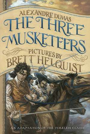 The Three Musketeers: Illustrated Young Readers' Edition de Alexandre Dumas
