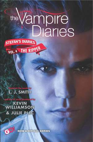 The Vampire Diaries: Stefan's Diaries #4: The Ripper de L. J. Smith