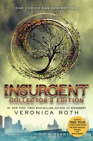 Insurgent Collector's Edition de Veronica Roth