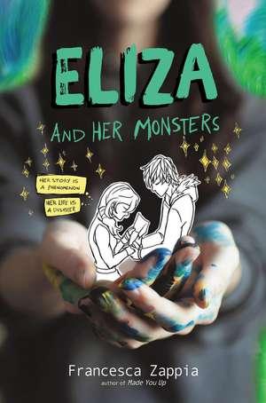 Eliza and Her Monsters de Francesca Zappia