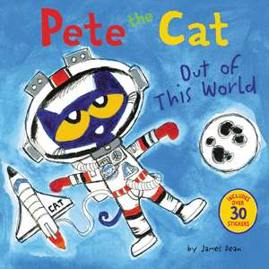 Pete the Cat: Out of This World de James Dean