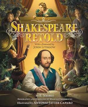 Shakespeare Retold de E. Nesbit