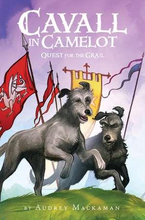 Cavall in Camelot #2: Quest for the Grail de Audrey Mackaman