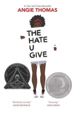 The Hate U Give de Angie Thomas