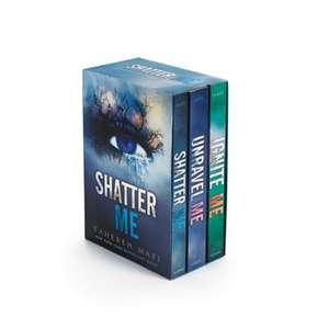 Shatter Me Series Box Set: Shatter Me, Unravel Me, Ignite Me de Tahereh Mafi