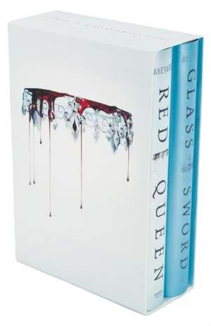 Red Queen 2-Book Box Set: Red Queen, Glass Sword de Victoria Aveyard