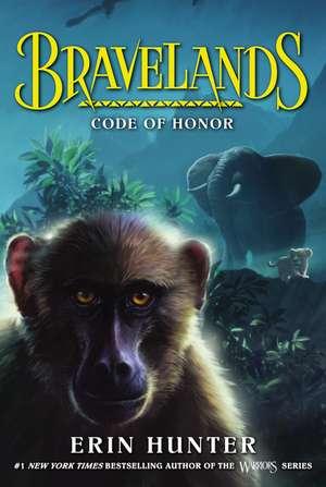 Bravelands #2: Code of Honor de Erin Hunter