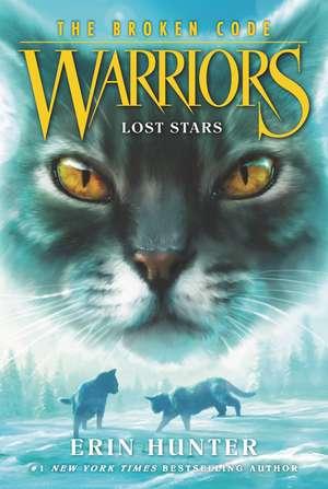 Warriors: The Broken Code #1: Lost Stars imagine