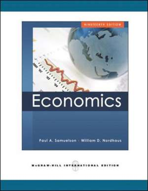Economics de Paul Samuelson