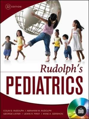Rudolph's Pediatrics, 22nd Edition