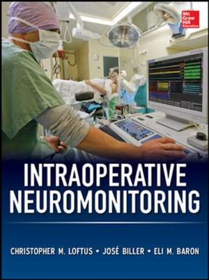 Intraoperative Neuromonitoring
