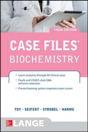 Case Files Biochemistry 3/E