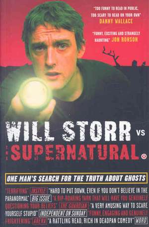 Will Storr Vs. The Supernatural imagine