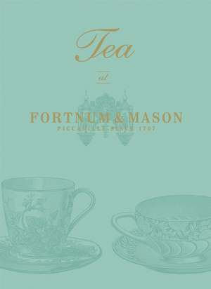 Tea at Fortnum & Mason imagine