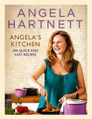 Hartnett, A: Angela's Kitchen imagine