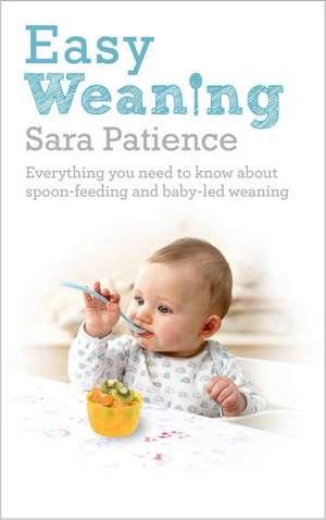 Easy Weaning de Sara Patience