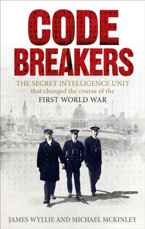 Codebreakers de James Wyllie