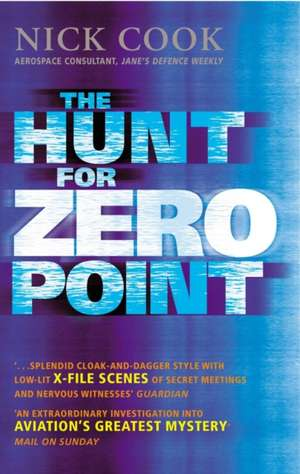 Cook, N: Hunt For Zero Point imagine