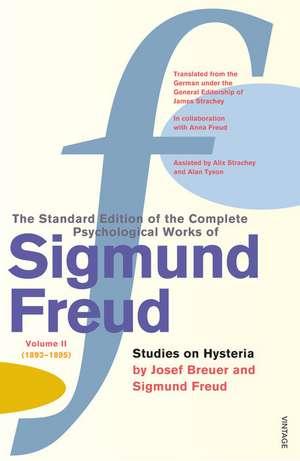 Complete Psychological Works Of Sigmund Freud, The Vol 2 de Sigmund Freud