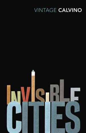 Invisible Cities de Italo Calvino
