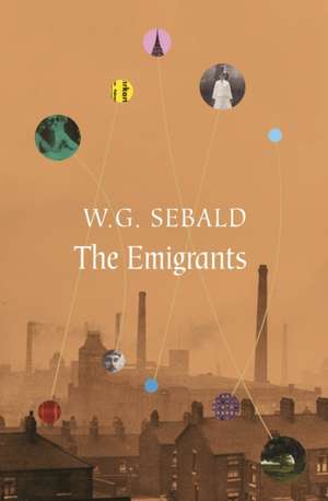 The Emigrants de Winfried G. Sebald