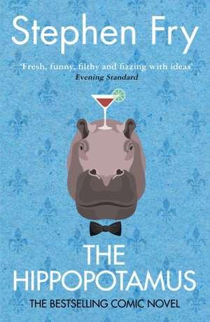 The Hippopotamus de Stephen Fry