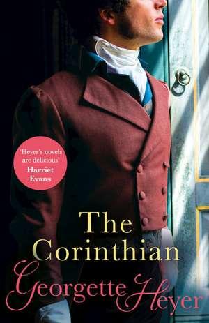 The Corinthian de Georgette Heyer