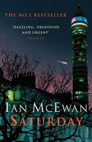 Saturday de Ian McEwan