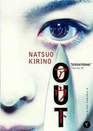 Out de Natsuo Kirino