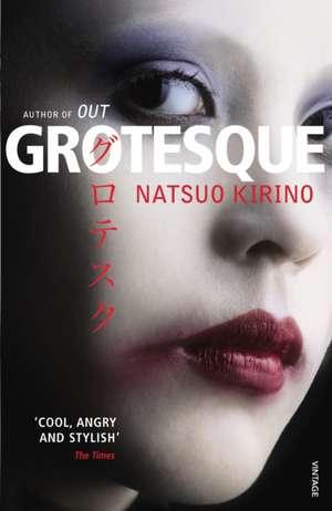 Grotesque de Natsuo Kirino