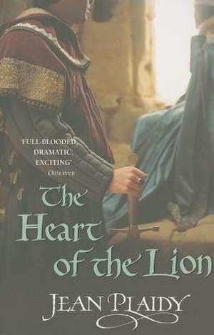 The Heart of the Lion de Jean Plaidy