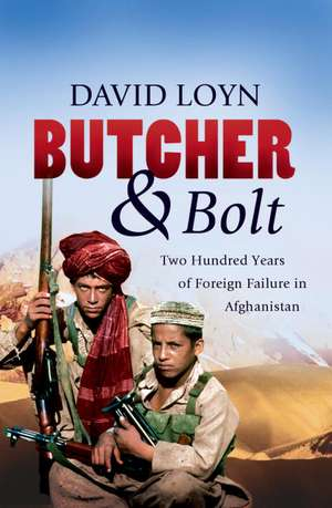 Butcher and Bolt