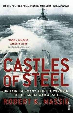 K Massie, R: Castles Of Steel imagine