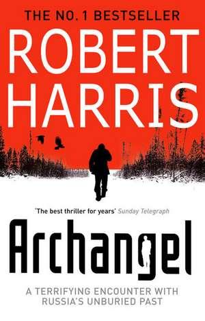 Archangel de Robert Harris
