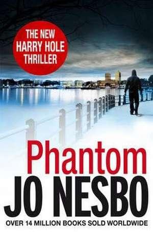 Phantom de Jo Nesbo