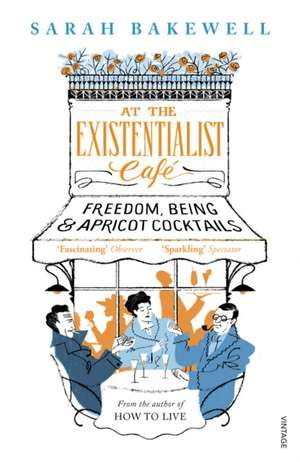 At the Existentialist Cafe imagine