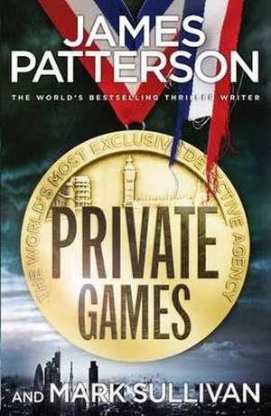 Patterson, J: Private Games de James Patterson